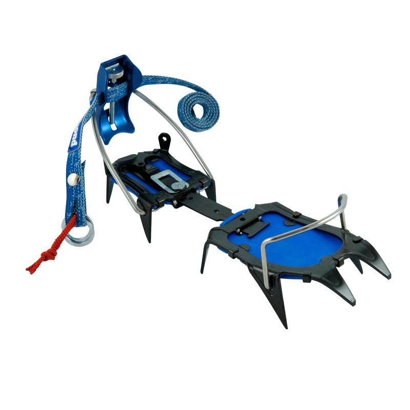 10-point mountaineering CRAMPONS - CAIMAN 2 SPEED