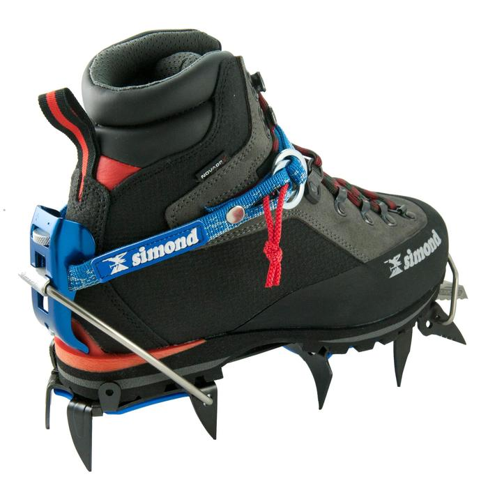 CRAMPONS d'alpinisme technique - VAMPIRE SPEED