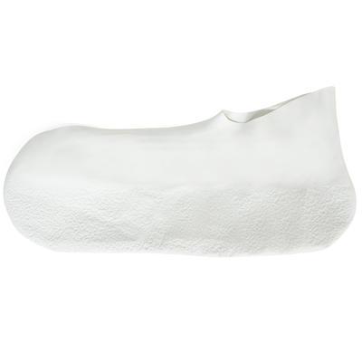 WHITE ADULT LATEX SWIMMING SOCKS