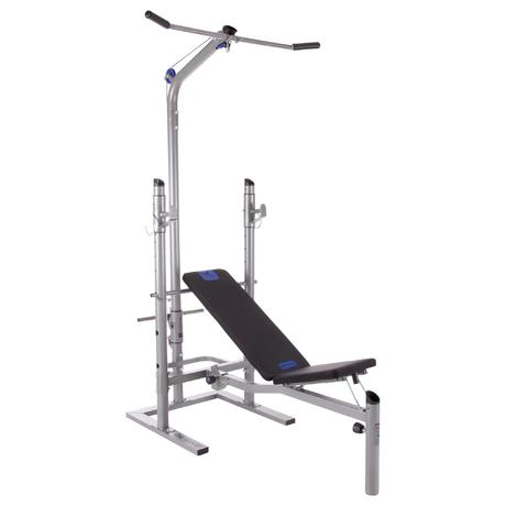 Banc de musculation bm530 domyos by decathlon - Banc de musculation decathlon occasion ...