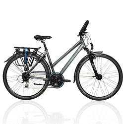 Hybride fiets Hoprider 540 DAMES