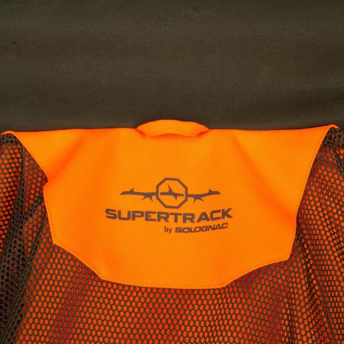 Veste chasse Supertrack fluo