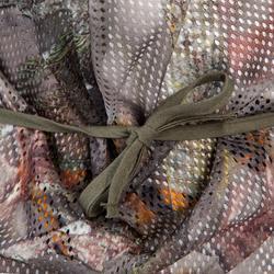 Volgelaatsmasker voor de jacht 100 bos