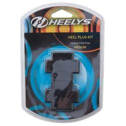 2 heel plugs Heelys (maat 39-41)