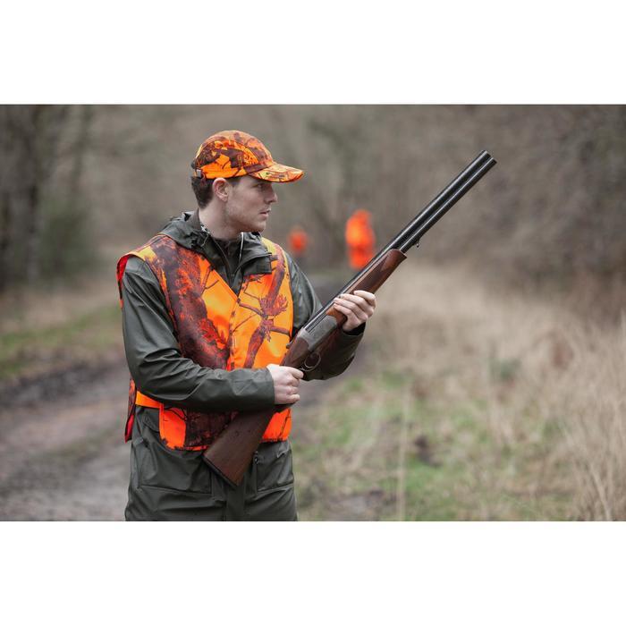 Jagd-Regenmantel Glenarm 300 lang grün