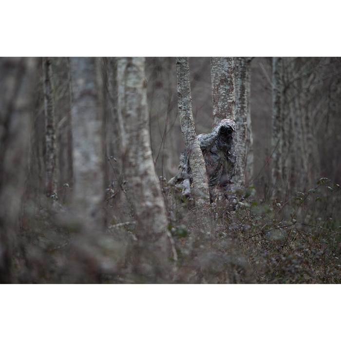 Jagdhandschuhe Actikam 300 Camouflage braun
