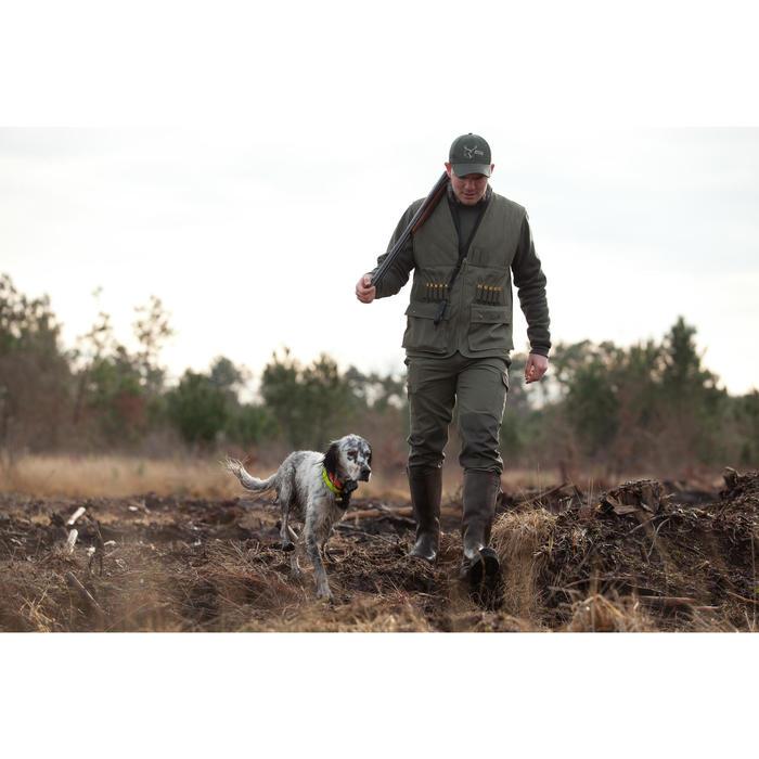 Pantalón caza Steppe 300 bicolor