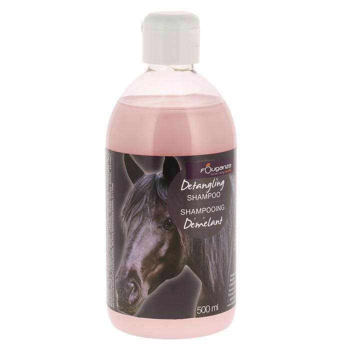Champú equitación caballo y poni DESENREDANTE 500 ml