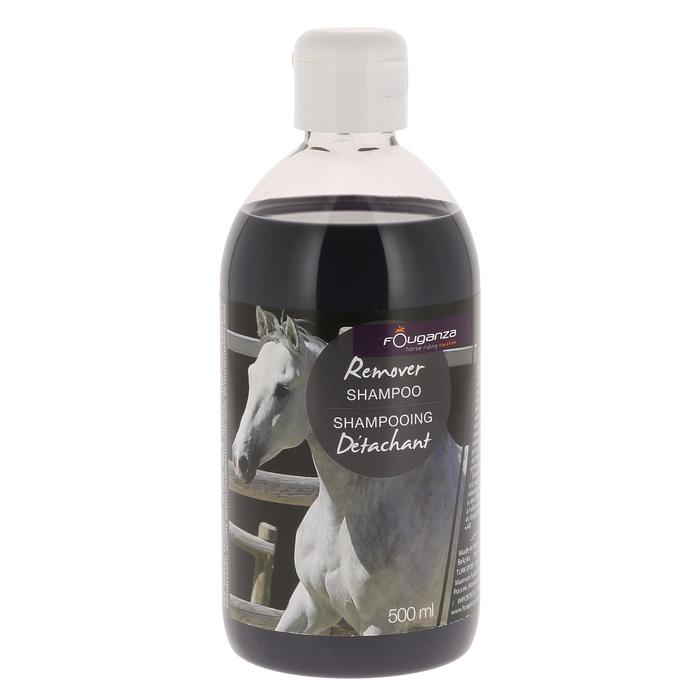 Champú equitación caballo y poni QUITAMANCHAS 500 ml