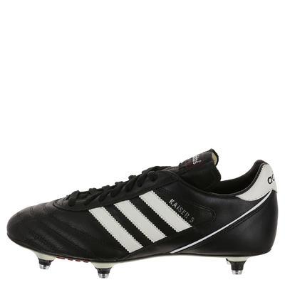 Chaussure de football Adidas Kaiser Cup SG adulte noire