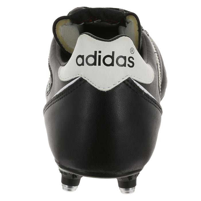 Paquete o empaquetar Astrolabio Mártir  Adult Football Boot Kaiser Cup SG - Black ADIDAS - Decathlon
