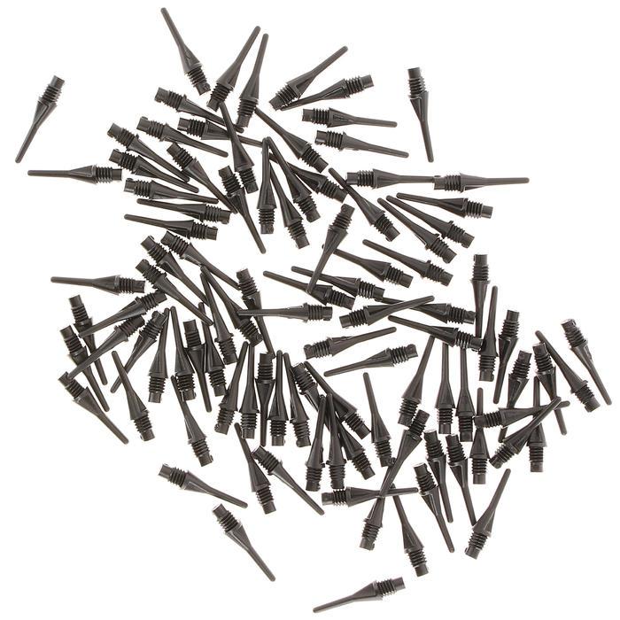 Pfeilspitzen 100 Stück Softdart Kunststoffspitzen