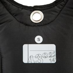 Trapezegordel voor zeilen volwassenen zwart/grijs - 287772