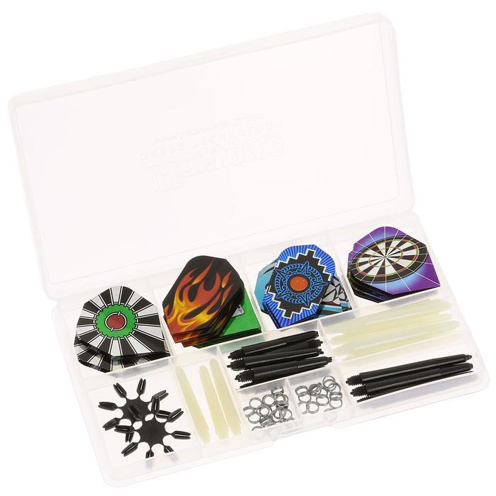 Set accessoires dartflights