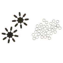 Set accessoires dartflights - 287962