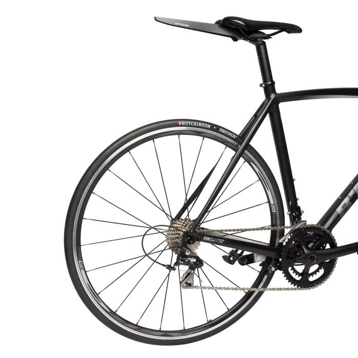 GARDE-BOUE de selle VELO ROUTE FLASH noir - 28814