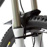 SALPICADERAS FLASH Bicicleta BTT DELANTERO NEGRO