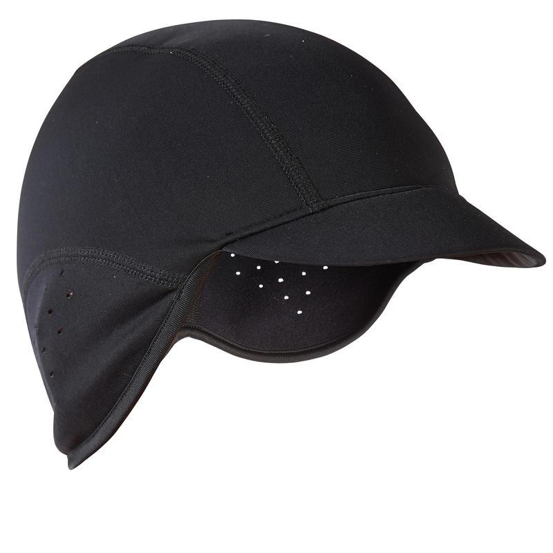 700 Cycling Windproof Helmet Liner - Black