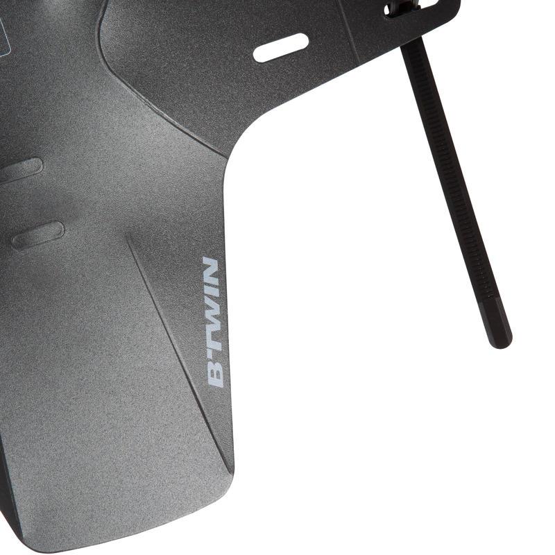 บังโคลนหน้า MTB FLASH (สีดำ)