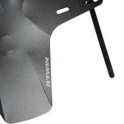 Schutzblech Flash MTB vorne, schwarz