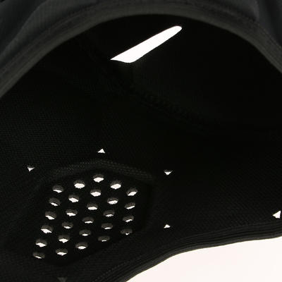 Full H 500 Scrum Cap Black