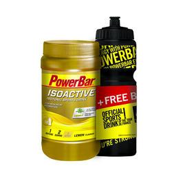 Bebida Isotónica Triatlón PowerBar Isoactive Limón 600 G