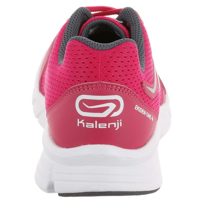 ZAPATILLAS DE JOGGING PARA MUJER RUN ONE PLUS ROSA