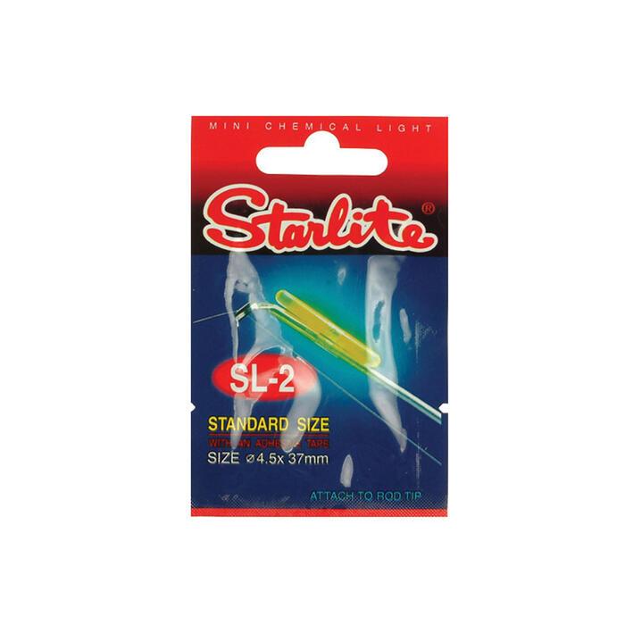 FLOTTEURS/LIGNES MONTEES PECHE EN MER 10 STARLITE SL2 4.5X37MM