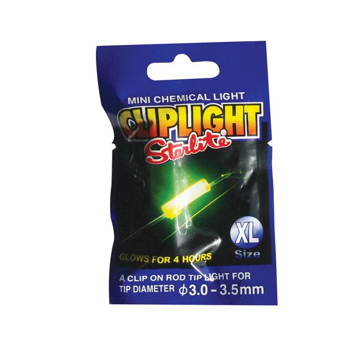 Cliplight XL 3 x 3,5 mm voor zeehengelen