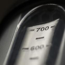 Shaker APTONIA transparant 700ml - 292713