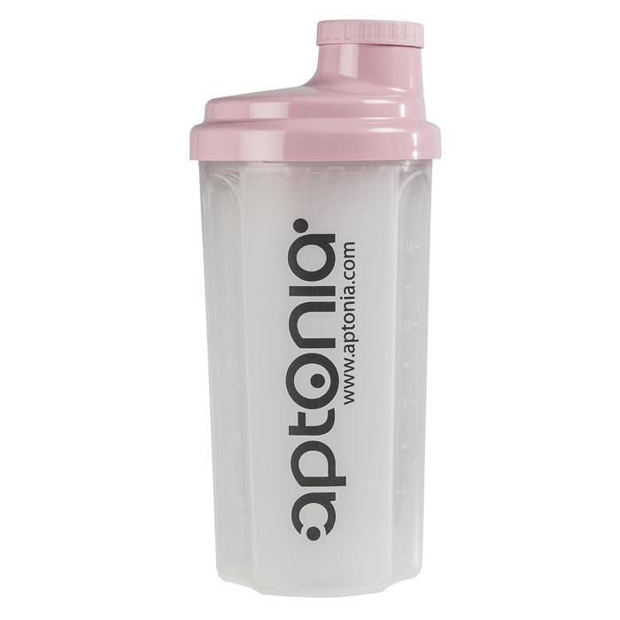 Shaker mini APTONIA roze 500ml - 292716