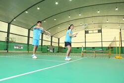 Badmintonracket BR 750 - 293373