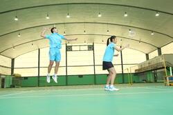 Badmintonracket BR 750 - 293378