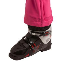 Meisjes skibroek Slide 500 slim fit - 293583