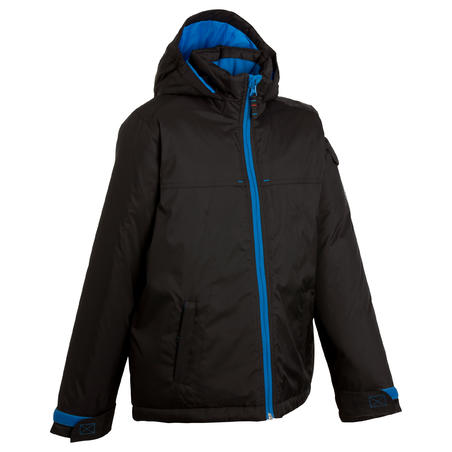 Firstheat Boys' Ski Jacket - Dark Grey