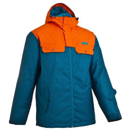 Azul Chaqueta Evostyle Naranja Esquí Wedze Hombre x4tq6wYtp