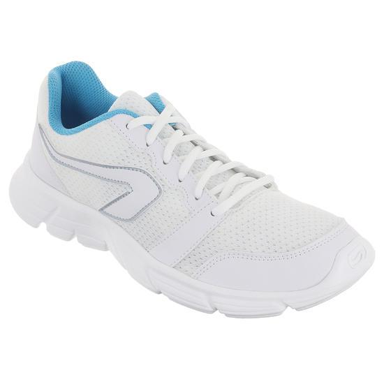 Hardloopschoenen dames grijs Run One - 294471