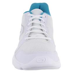Hardloopschoenen dames grijs Run One - 294473
