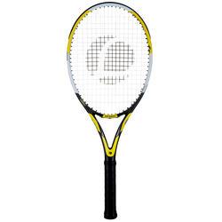 Tennisracket TR 530 zwart/geel
