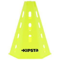 Pionnen set van 6, 30 cm hoog geel - 295532