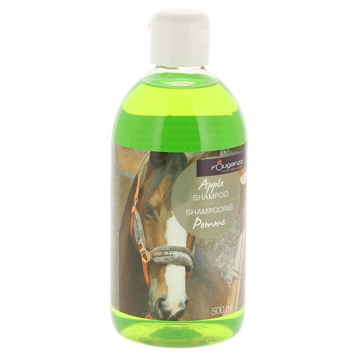 Champú equitación caballo y poni MANZANA - 500 ml