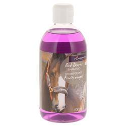 Champú equitación caballo y poni FRUTOS ROJOS 500 ml