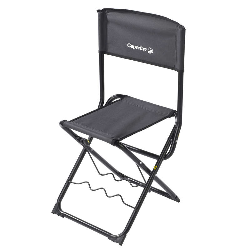 FOLDABLE SEATS Fishing - ESSENSEAT + BACKREST CAPERLAN - Coarse and Match Fishing