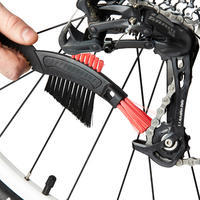 Bike Cleaning Brushes x2