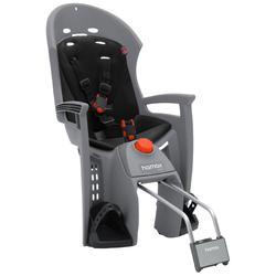 Fahrrad-Kindersitz Hamax Siesta Rahmenmontage grau