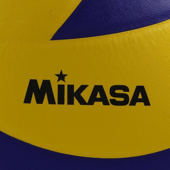 Ballon de volley-ball MVA 330 jaune et bleu - 298035