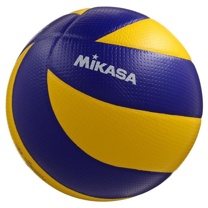 Ballon de volley-ball MVA 200 jaune bleu - 298082