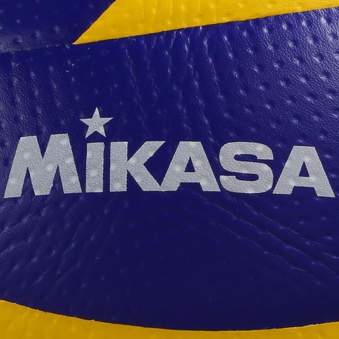 Ballon de volley-ball MVA 200 jaune bleu - 298089