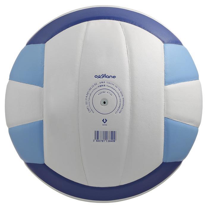 Ballon de volley-ball V300 blanc et bleu - 298112