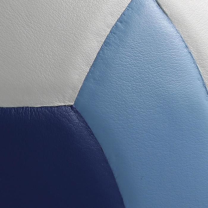 Ballon de volley-ball V300 blanc et bleu - 298115